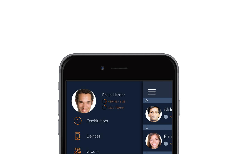 Die mobile App